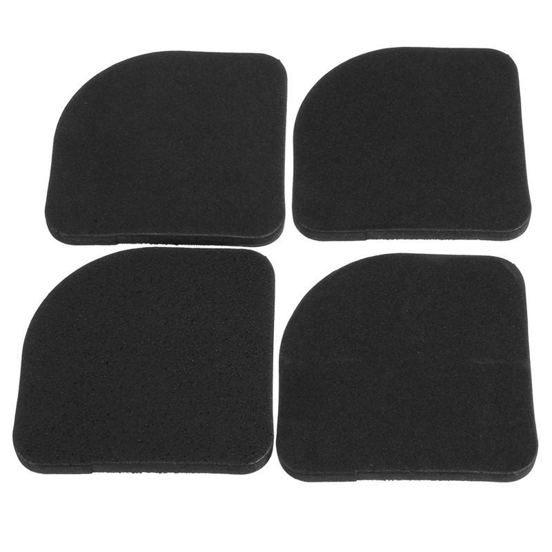 NEW 4 pcs A Lot Washing Machine Anti-shock Pad Mute Cotton Slip Suit For Table Leg Pad Shake Proof(China (Mainland))