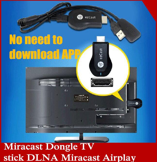C2 Wecast RK2928 Miracast Dongle Wifi Streaming to TV Wireless Display as Google Chromecast Digital HD Media Streamer Tv stick(China (Mainland))