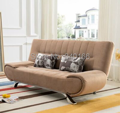 SFB008 Double/Single sofa bed Multi-function folding sofa bed,contracted contemporary sofa bed-length choice of 1.8m/1.2m/0.8m(China (Mainland))