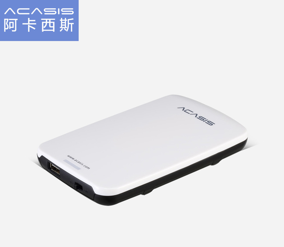 Acasis 500gb USB2.0 HDD 2.5 High-Speed External Hard Drives 1tb Storage Devices Desktop Laptop Mobile Hard Disk(China (Mainland))