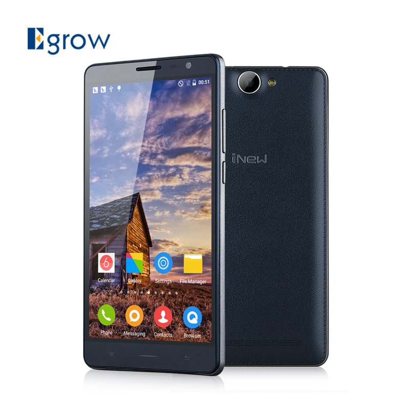 Original iNew L4 Android 5.1 Smartphone 5.5 inch MTK6735P Quad Core Mobile Phone Unlocked GSM/WCDMA/LTE Band Dual SIM Cellphone(China (Mainland))