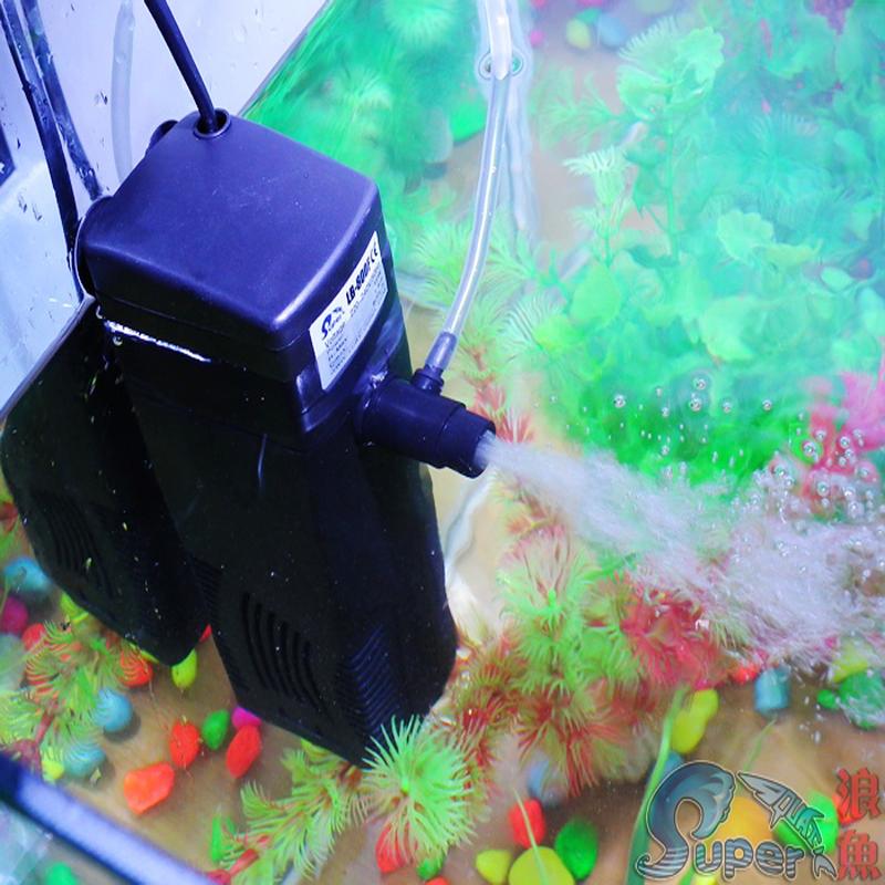 Online kopen wholesale vissenkom filter uit china for Fish tank with built in filter