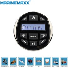 "Quality 4.5"" Guage Waterproof Marine Bluetooth Radio FM AM Stereo Boat Stereo Audio MP3 Player for Motorcycle/Boat/ATV/UTV/RVs(China (Mainland))"