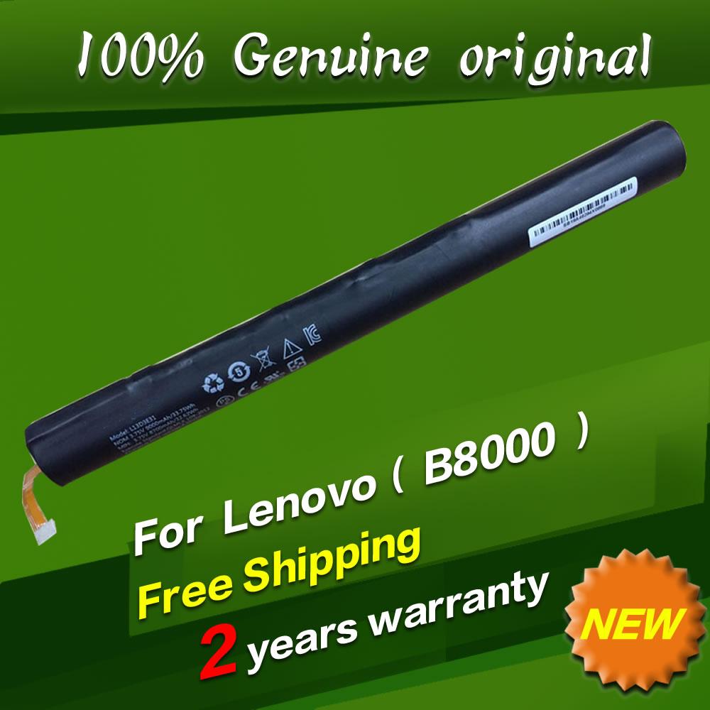 Free shipping L13C3E31 L13D3E31Original laptop Battery For Lenovo B8000AF 16GSL-MX HB07UAJE For YOGA TABLET B8000<br><br>Aliexpress