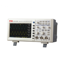 Buy UNI-T UTD2102CEX 2 Channels Digital Storage Oscilloscope 100MHz Bandwidth USB OTG Interface for $299.96 in AliExpress store