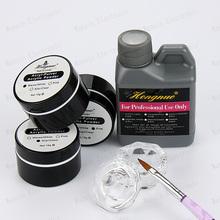 New professionale 120 ml acrylic liquid powder pen deppen piatto arte del chiodo capovolge set design kit spedizione gratuita(China (Mainland))