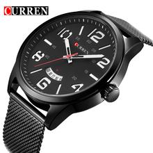 CURREN Men Watches Top Brand Luxury Men's Military Wrist Watches Men Sports Quartz-Watch Waterproof Relogio Masculino 8236(China (Mainland))