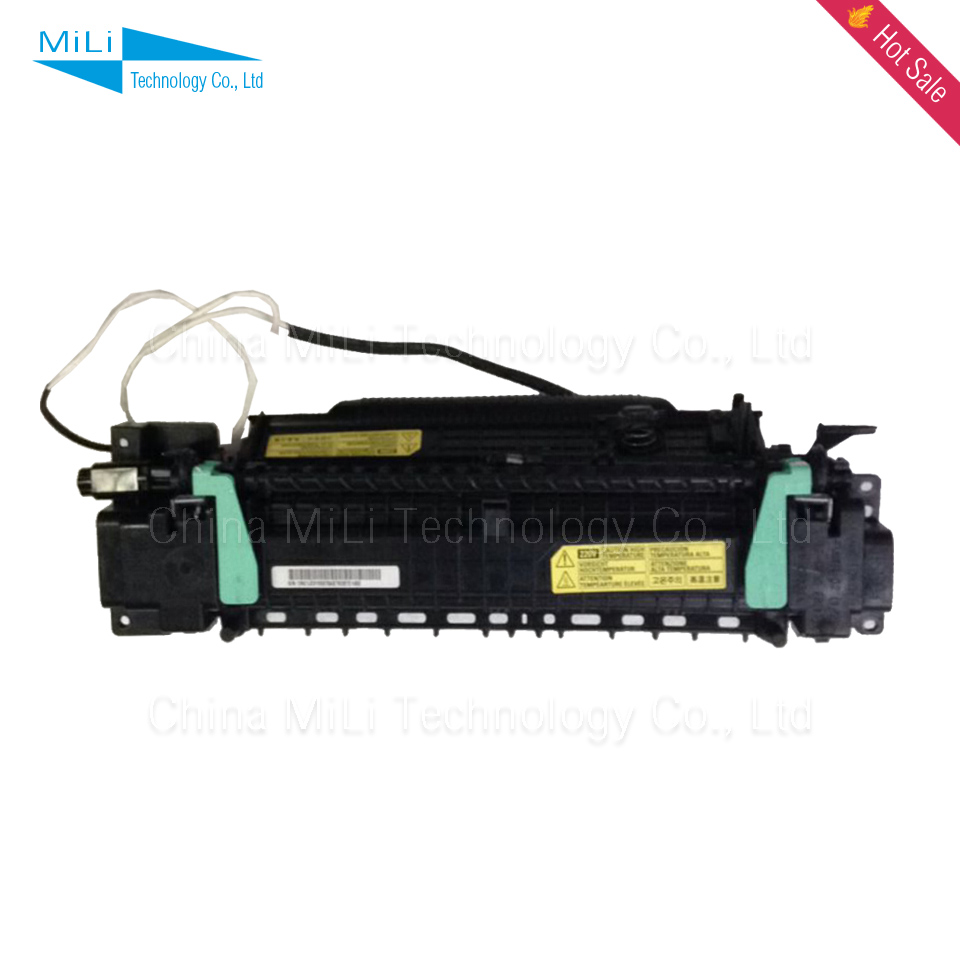 Фотография For Samsung CLX-3180 CLX3180 CLX 3180 Original Used Fuser Unit Assembly Printer Parts 220V On Sale