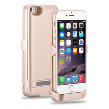 4200mAh Power Bank Cover Battery Case Charging for iphone 5 5s SE External Rechargeable Battery Charger Case for iphone 5 5s SE(China (Mainland))