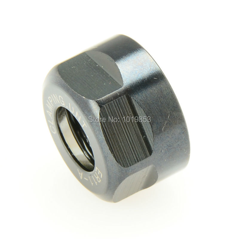 ER11 A type clamping nuts for ER collet tool holder chuck CNC milling machine cutting tools
