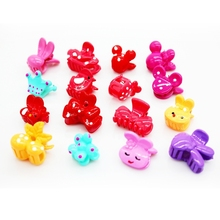 All products $1.99  11pcs/lot Wholesale Colorful hairclips for girls Fashion ladies hair accessories Alloy flower hair claws
