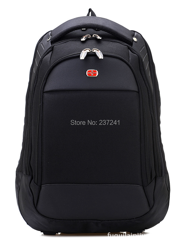 2015hot!SwissGear Pegasus quality goods travel bag and business backpack - nylon black hiking backpack - practical backpack(China (Mainland))