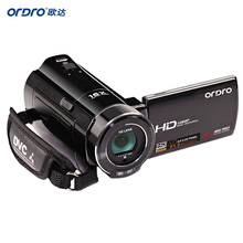 """ORDRO HDV-V7 1080P Full HD Digital Video Camera 24 MP with 3.0"""" Rotatable LCD Screen Mini Camcorder Support Face Detection(China (Mainland))"""