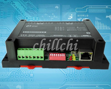 Buy Ethernet master station management module 4 channel AO analog 8DI switch input TCP Modbus module for $125.55 in AliExpress store