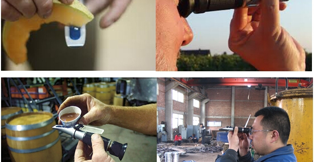080 handheld manufacturers Brix refractometer refractometer cutting fluid concentration meter measuring sugar sweetness meter