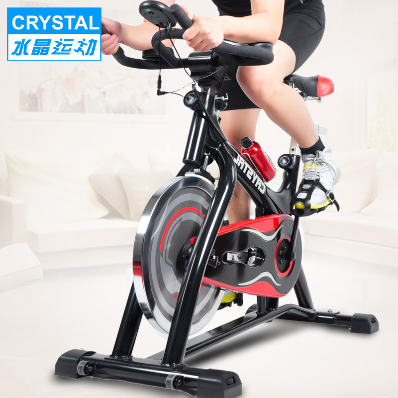 Spinning ultra quiet indoor sports and fitness equipment
