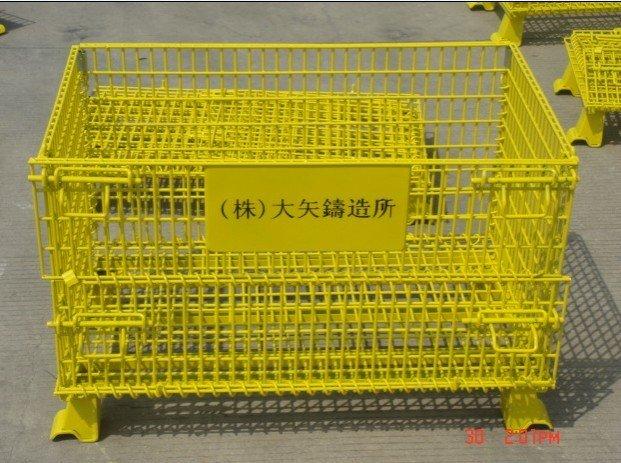 Small Mesh pallet-exports to Japan(China (Mainland))