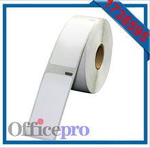 100 x Rolls Officepro 1738595 Compatible Barcode Labels, 3/4″ x 2-1/2″ – 450 labels per roll