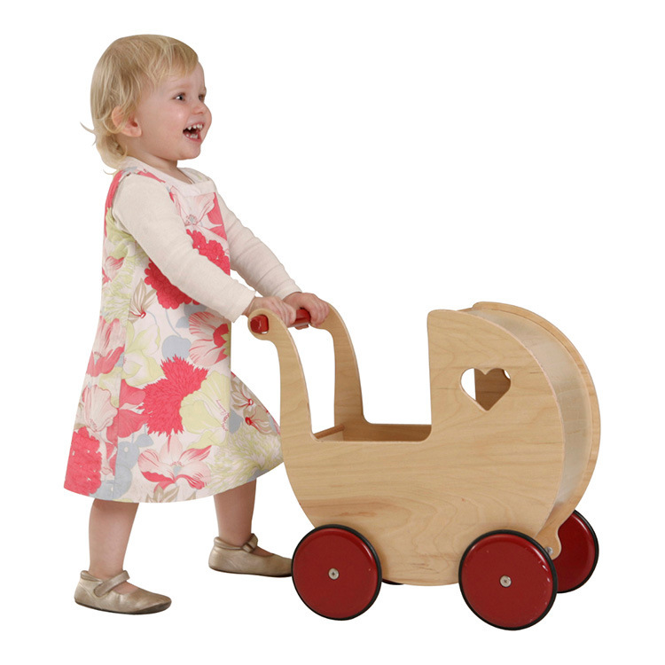 baby strollers,push walker,baby Wooden toys first walker walking learning wheels poussette - Happy Baby'Store store