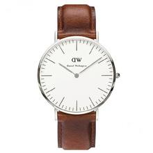 Hot Sale Top Brand Daniel Wellington Dress Watch Fashion DW Rose Gold Casual Watches Women Men