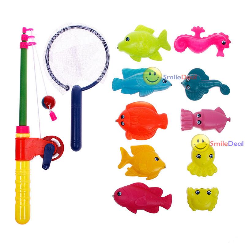 набор рыбалка с удочкой для детей