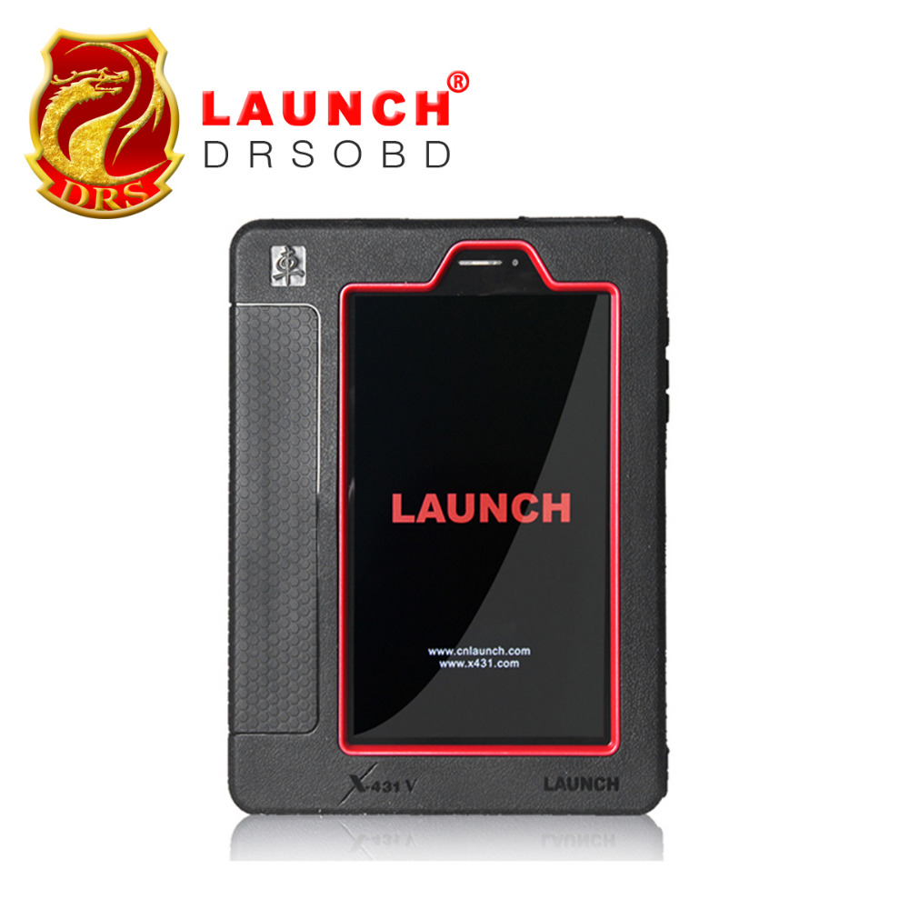 Professional Auto Scanner LAUNCH X431 V Wifi / Bluetooth Diagnosis Tablet Full System X-431 Online Update + Multi-Language(China (Mainland))