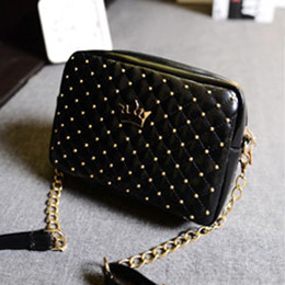 Free shipping! Women Leather Messenger Bag Small Crossbody Chain Envelope Bags Shoulder bags Purses and Handbags 80(China (Mainland))