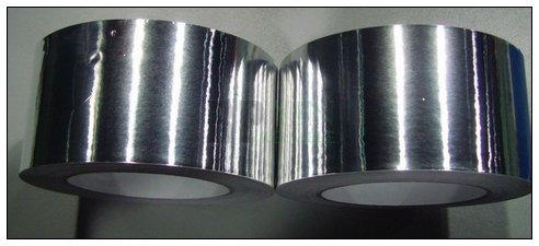 1x 65mm * 40M *0.06mm Aluminum Foil Paper Tape for Thermal Conductive, EMI Shielding, BGA Soldering Masking, Duct Sealing(China (Mainland))