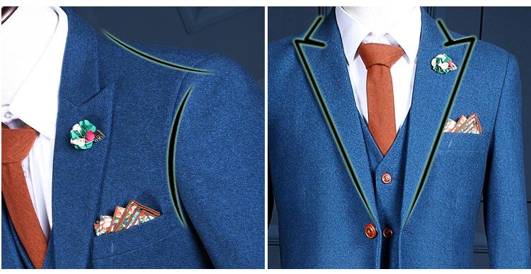 HTB1BSFYQXXXXXcBXFXXq6xXFXXXE - La MaxPa (jacket+pants+vest) New fashion men suit spring autumn blue suits casual slim fit prom groom party man wedding suit