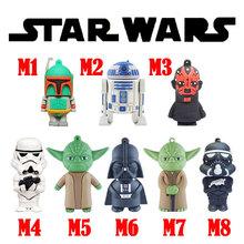 u disk The Star wars Movie usb flash drive 2gb 4gb 8gb 16gb 32gb flash usb memory stick pen drives gifts disk