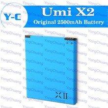 2500mAh Original Battery for UMI X2 Series Smartphone In Stock Free Shipping