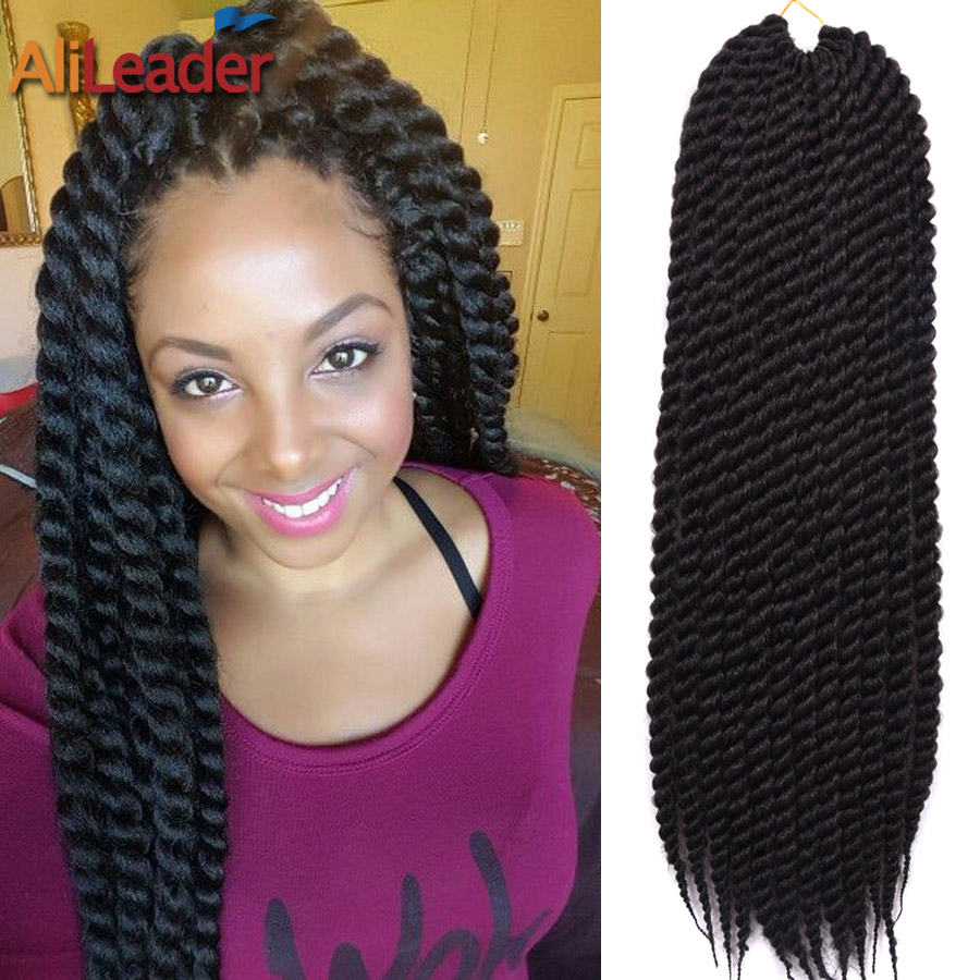 Crochet Braids Price : Newly 24Inch 130G Havana Mambo Twist Crochet Braids Box Braids Hair ...