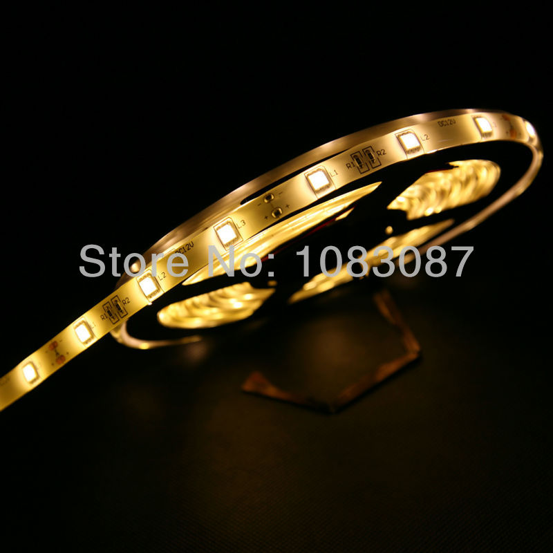 5rolls/lot free shipping LED strip 5050 SMD 12V flexible light 30LED/m 5m/roll White Blue Green Red Yellow colorful lighting<br><br>Aliexpress