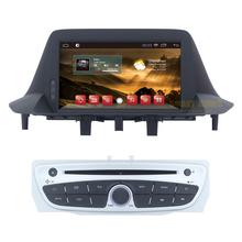 HD 1024X600 Android 4.4.4 Car DVD Stereo For Renault Megane 3 Fluence Auto Radio RDS GPS Glonass Navigation Audio Video Player(Hong Kong)