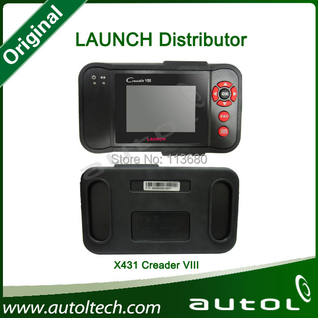 Auto Code Scanner Creader Viii -----Original Launch Product(China (Mainland))