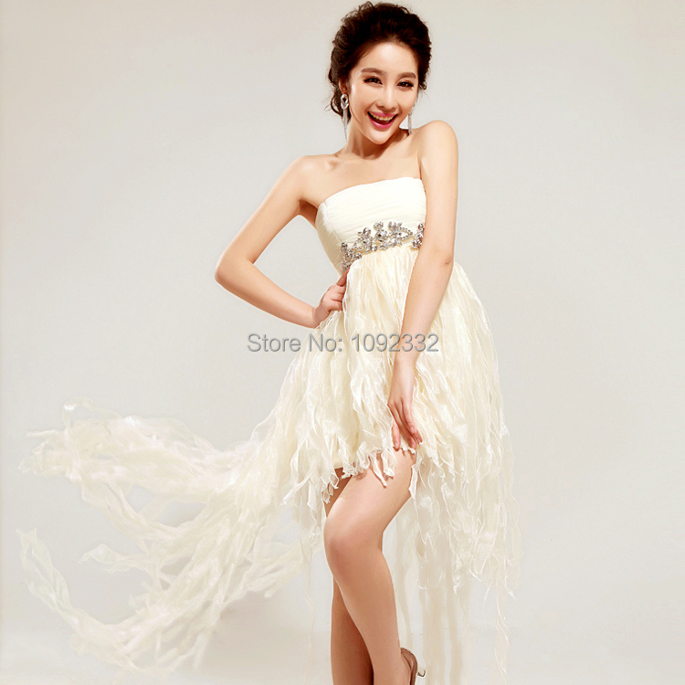 Bling Bridesmaid Dresses Picture More Detailed Picture
