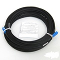 Free Shipping 50m FTTH Fiber Optic Drop Cable Patch Cord SC to SC Simplex Singlemode SC