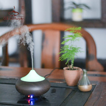 Buy GX Diffuser Dark Wood Aromatherapy Aroma Diffuser Home Essential Oil Ultrasonic Air Humidifier Purifier Aroma Diffuser for $25.38 in AliExpress store