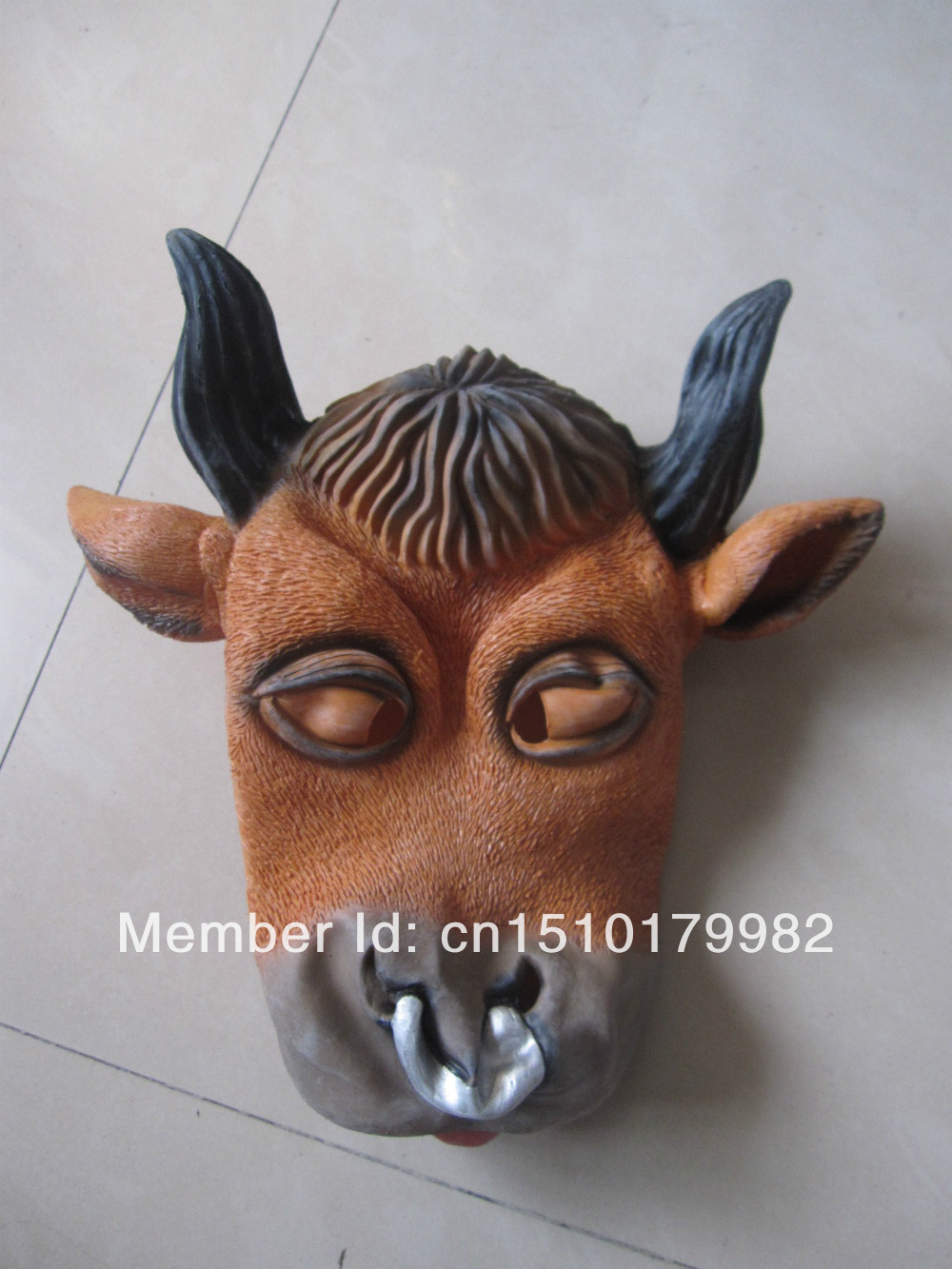 Sensitive Face Mask Mask Full Face Animal Mask