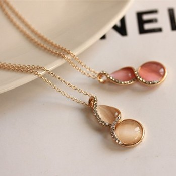 N256 jewelery short  chain fashion pendant accessories for woman calabash necklace free shipping
