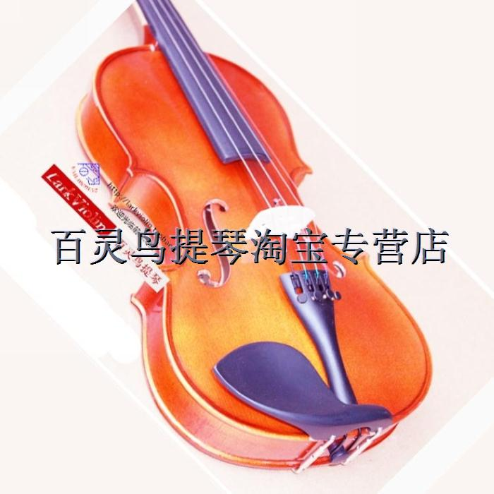 1/2 violin , 7 - 9 years old children's violin, high quality solid wood handmade violin professional violin solid wood(China (Mainland))