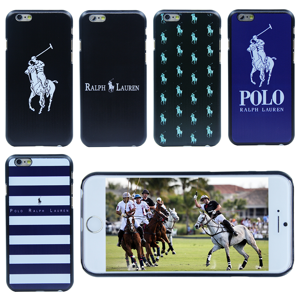 NEW Arrived for POLO Logo Movement Games Protection Plastic Hard Cover Case for iphone 6/6s/6plus/6s plus /7/7plus Drop Shipping(China (Mainland))