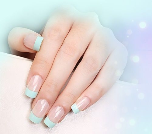 10 Packs DIY French Manicure Nail Art Guides