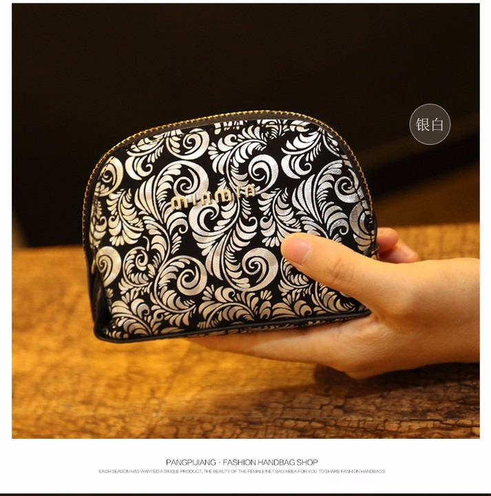 Female coin purse women lady  Leather Card Holder Mini Wallet Clutch (12)