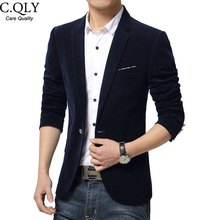 New Brand Fashion Mens Velvet Blazers One Button Slim Long Sleeve Casual Business Suit Jacket Unique Blazer Red Blue Khaki 4XL(China (Mainland))