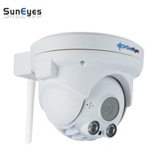 Buy SunEyes SP-P702WPT Wifi Wireless Pan/Tilt Dome IP Camera ONVIF 720P HD TF/Micro SD Card Slot Two Way Audio Array IR Night for $96.07 in AliExpress store