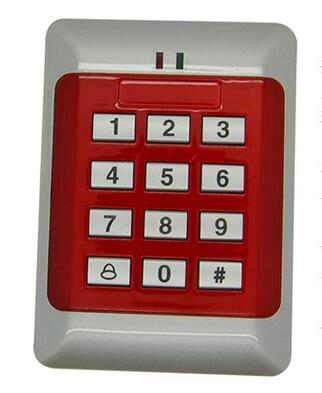 Hot Selling WG26 1000 users RFID Door Controller Waterproof Password Keypad Access Control ID Card wireless keyboard System E-45<br><br>Aliexpress