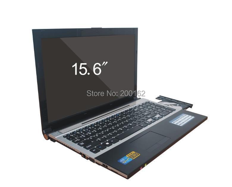 Ultra thin 14 inch Dual Core Netbook laptops computer ATOM D2500 1.86GHZ 4G/ 500G Win 7 WIFI, Webcam  -  Xiangyang Lex Technology Co., Ltd. store