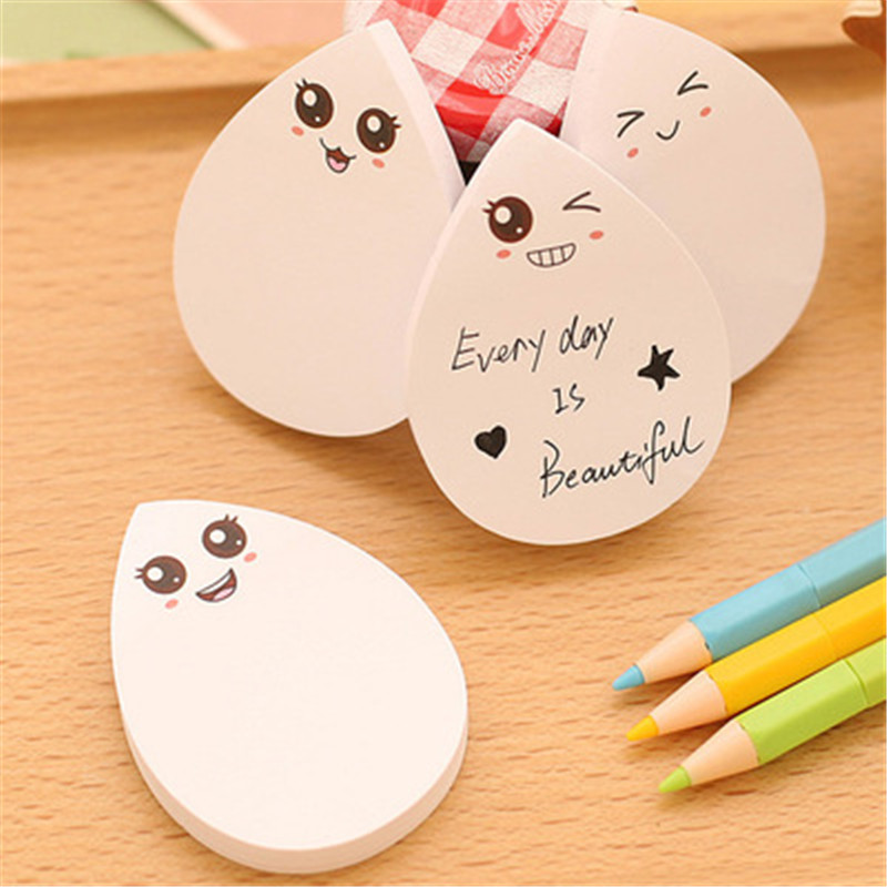 Creative Korea cute Meng Da N posted a note drop sticky notes this message posted 7.4<br><br>Aliexpress