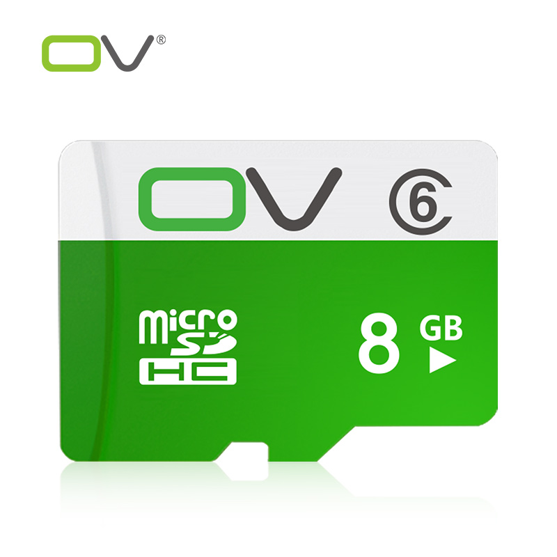 OV Micro SD Card 8GB Class 6 Real Capacity Memory Card Micro SD TF Card SALE Price for Cellphone Tablet Smart Device(China (Mainland))